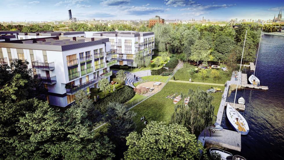 Ronson wprowadza dosprzedaży drugi etap projektu Miasto Marina