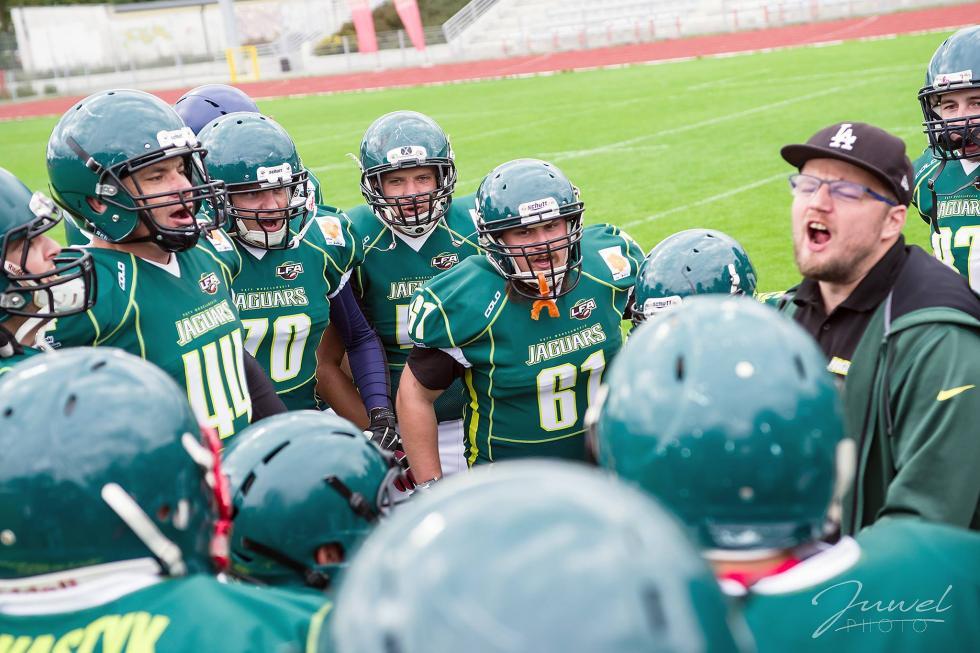 Jaguars Kąty Wrocławskie zagrają na zapleczu futbolowej elity