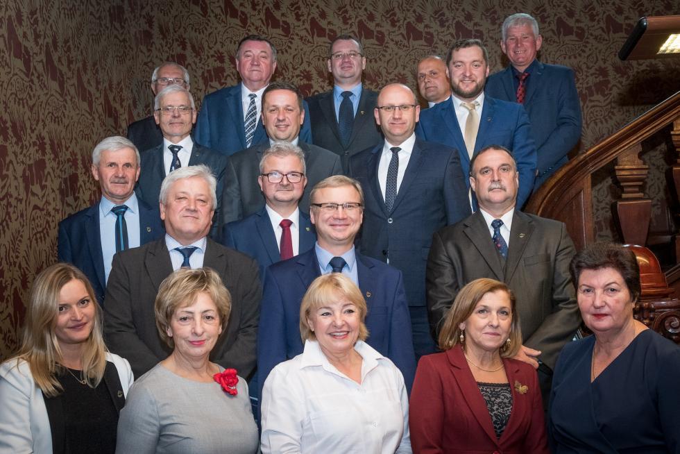 I sesja Rady Gminy VIII kadencji