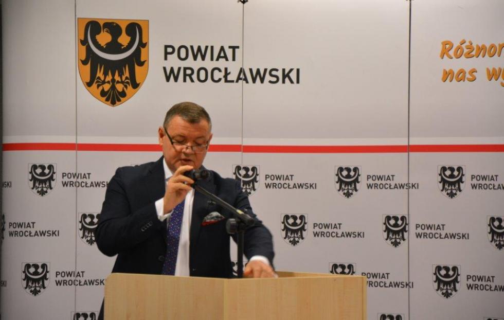 II sesja Rady Powiatu Wrocławskiego