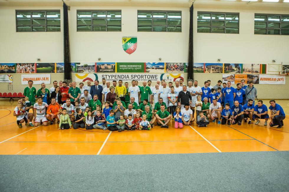 """Drugi charytatywny turniej piłki nożnej """"Artyści vs Przyjaciele"""""""