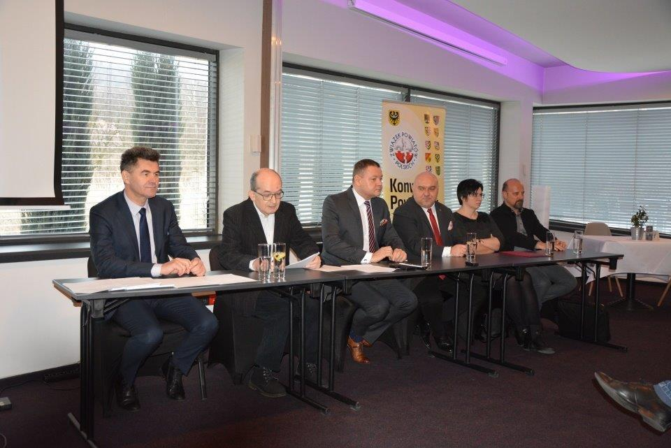Konwent Powiatów Województwa Dolnośląskiego