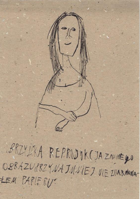Brzydkie obrazki – wernisaż wystawy prac Szymona Cichowskiego