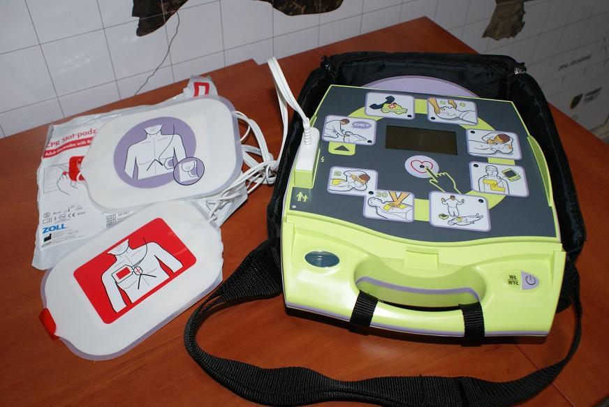 AED wUrzędzie Miasta iGminy Sobótka