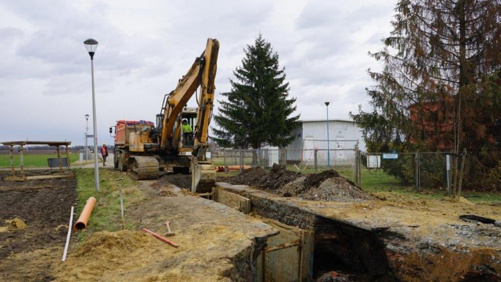 Wiosenne ożywienie inwestycji gminnych