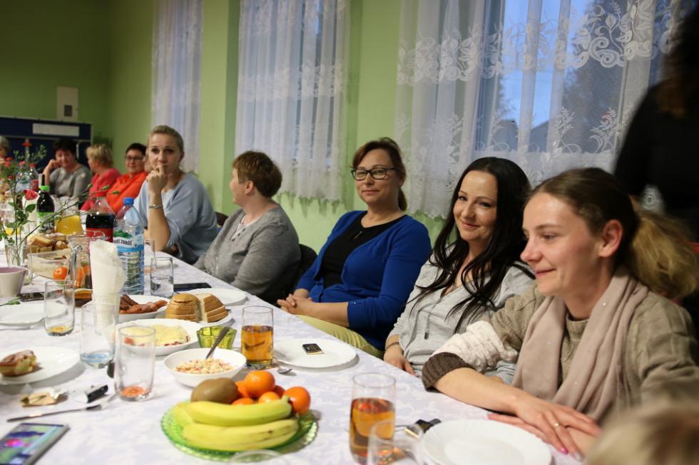 Dzień kobiet wGlinicy