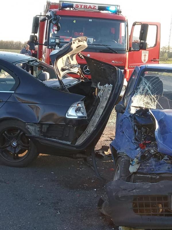 Kolejny wypadek na obwodnicy