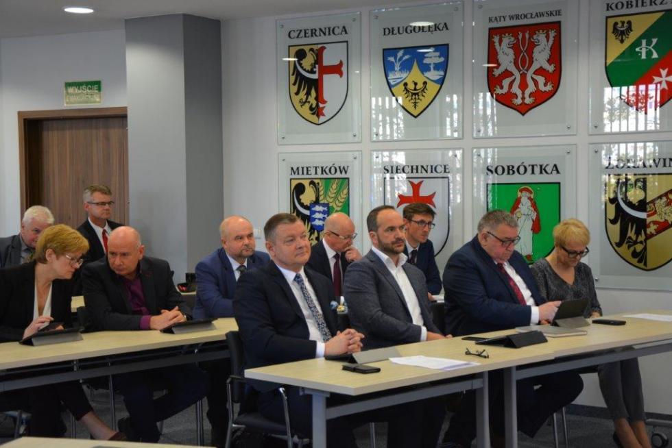 VI Sesja Rady Powiatu Wrocławskiego