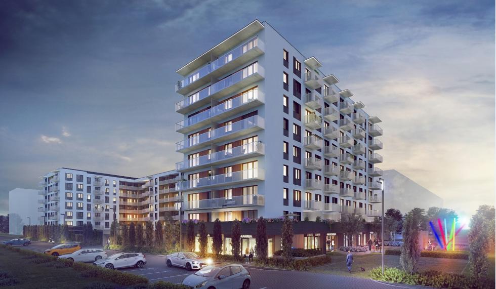 Nowy Grabiszyn – nowe osiedle weWrocławiu