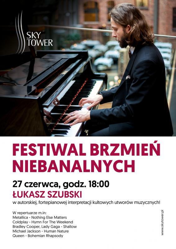 Festiwal Brzmień Niebanalnych wSky Tower