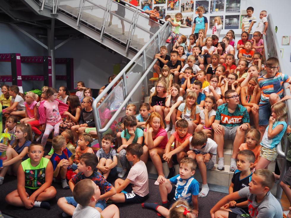 Letnie warsztaty wKobierzyckim Ośrodku Kultury