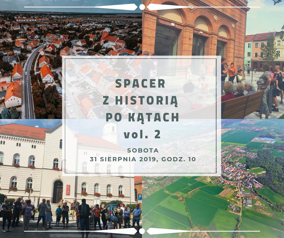 Spacer zhistorią po Kątach Wrocławskich vol. 2
