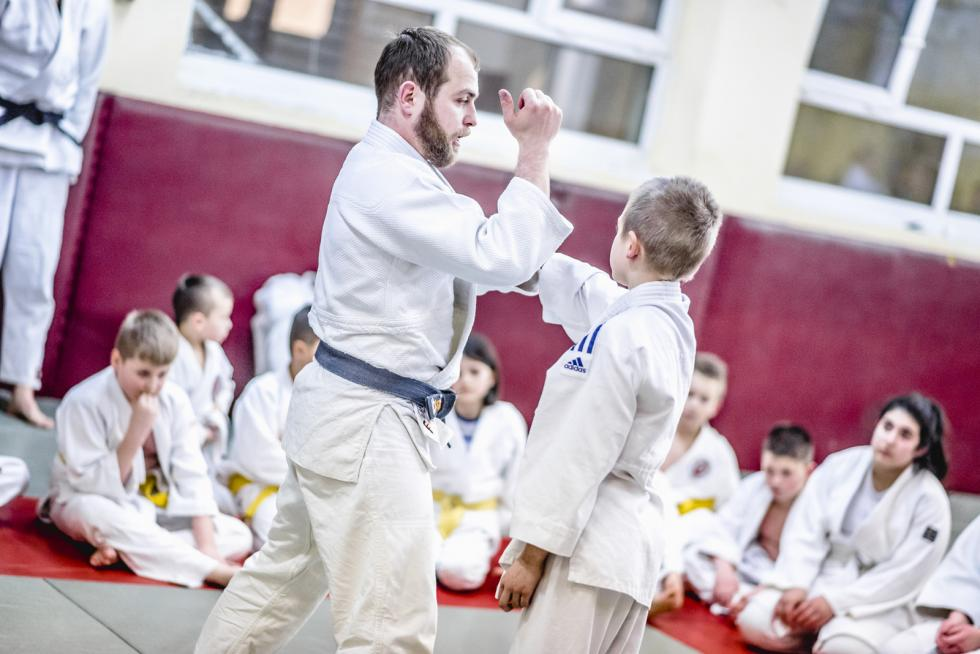 Bądź jak Kubacki - klub Judo Tigers rekrutuje