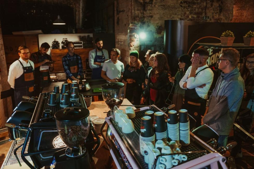 Znamy zwycięzców wrocławskich eliminacji konkursu Caffè Vergnano Race to Racer