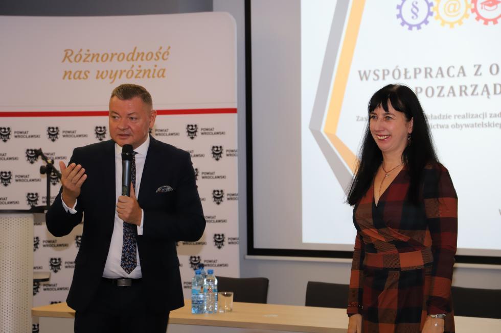 Spotkanie edukacyjne ze studentami Uniwersytetu Wrocławskiego
