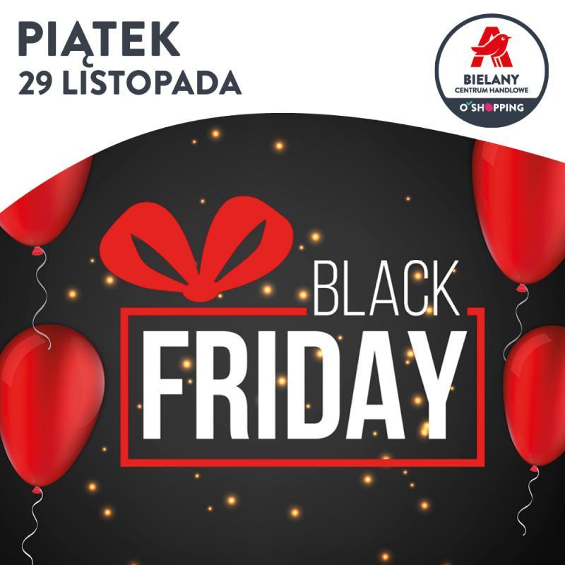 Black Friday wCentrum Handlowym Auchan Bielany