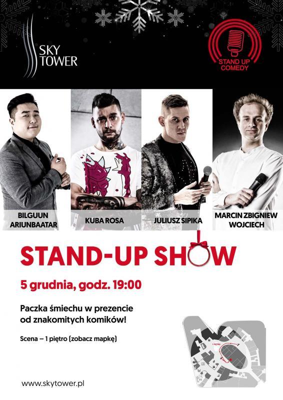 Trzecia edycja Stand-Up Show wSky Tower