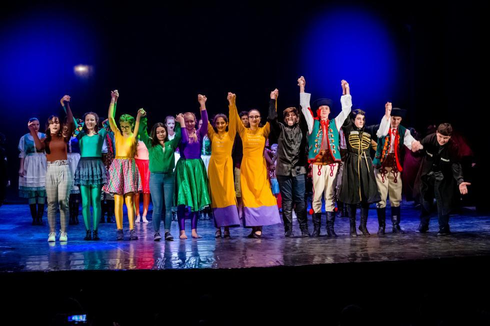 Finałowa Gala Brave Kids