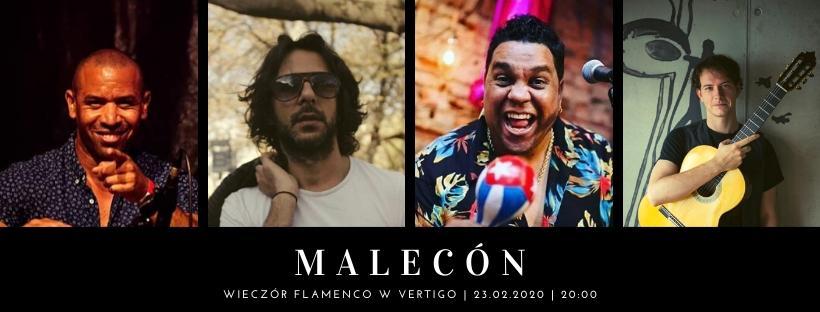 Wieczór Flamenco: Malecón
