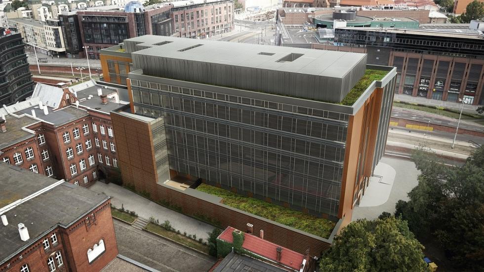 Grupa PZU wybuduje biurowiec przy ul. Oławskiej weWrocławiu