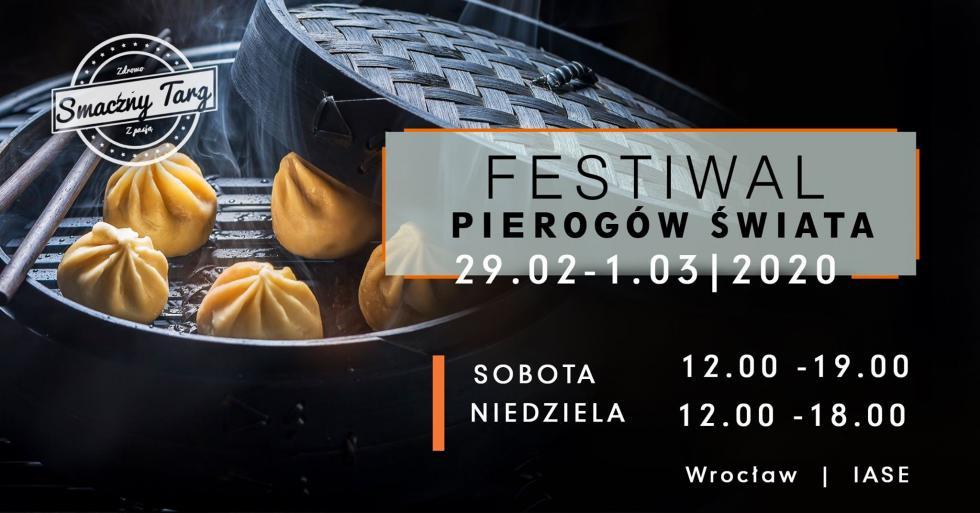 Festiwal Pierogów Świata weWrocławiu