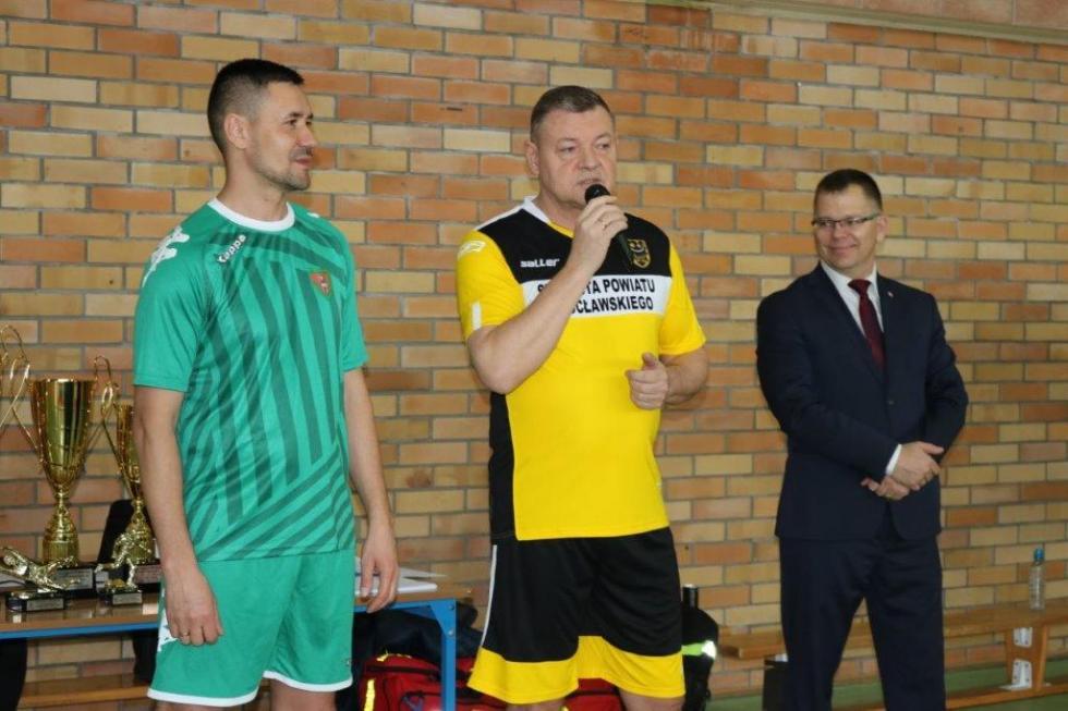 XVII Turniej Samorządowców Halowej Piłki Nożnej