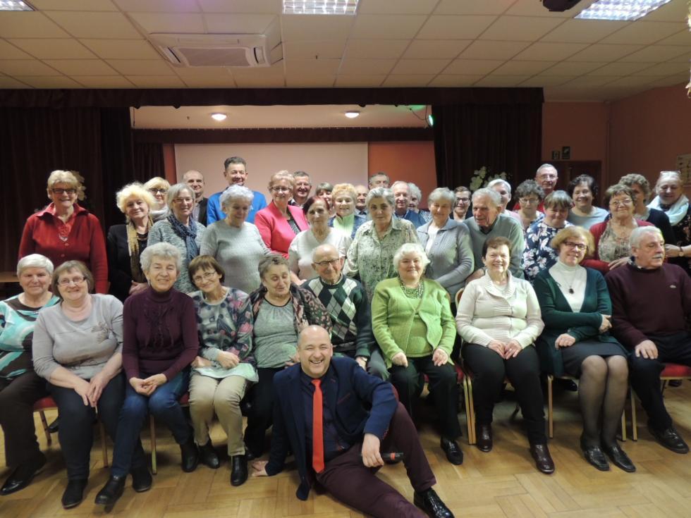 10 lecie Stowarzyszenia Klub Seniora 50+