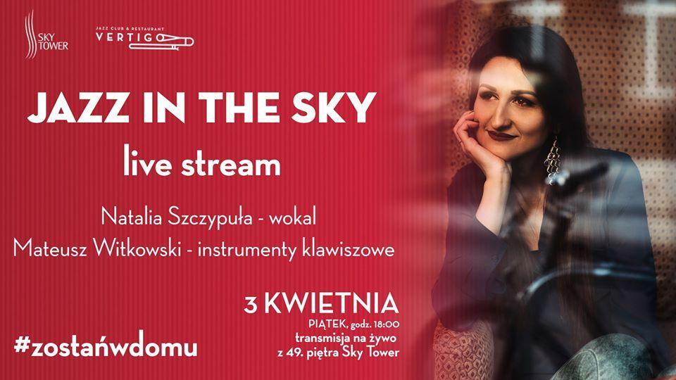 #zostańwdomu: Jazz in the Sky online