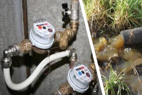 Stop  nielegalnym  poborom wody i zrzutowi  ścieków