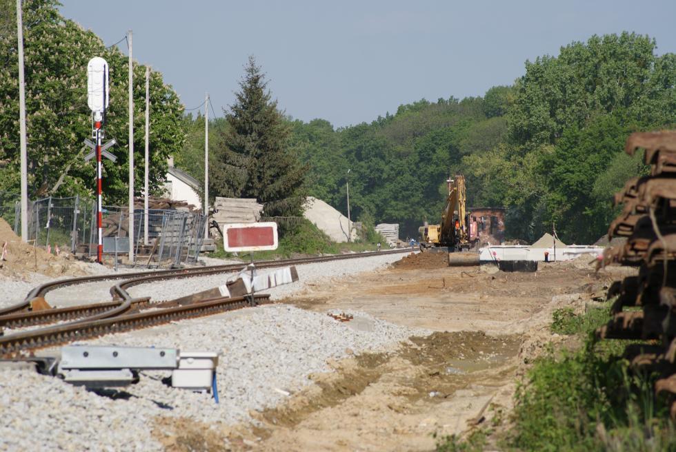 Rewitalizacja linii kolejowej wSobótce