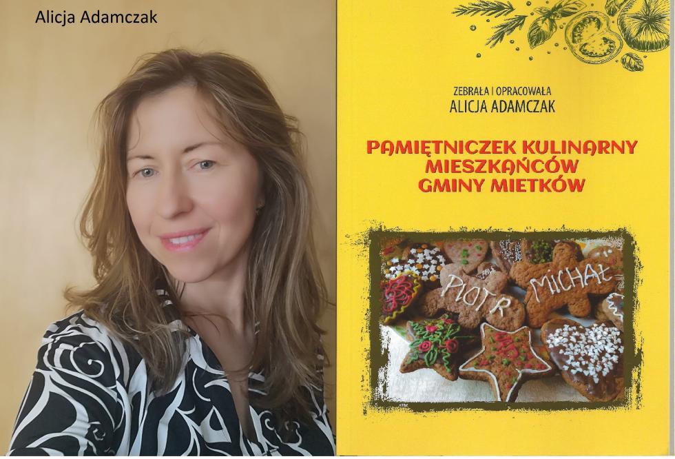 """""""Pamiętniczek kulinarny mieszkańców gminy Mietków"""""""