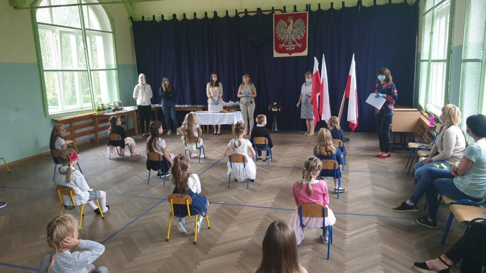Zakończenie roku przedszkolnego wRogowie Sobóckim