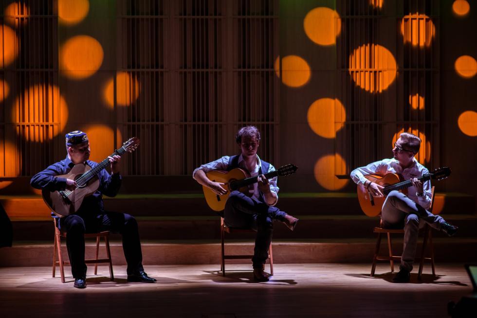 Wieczór Flamenco: ProFLAMENCO Trio