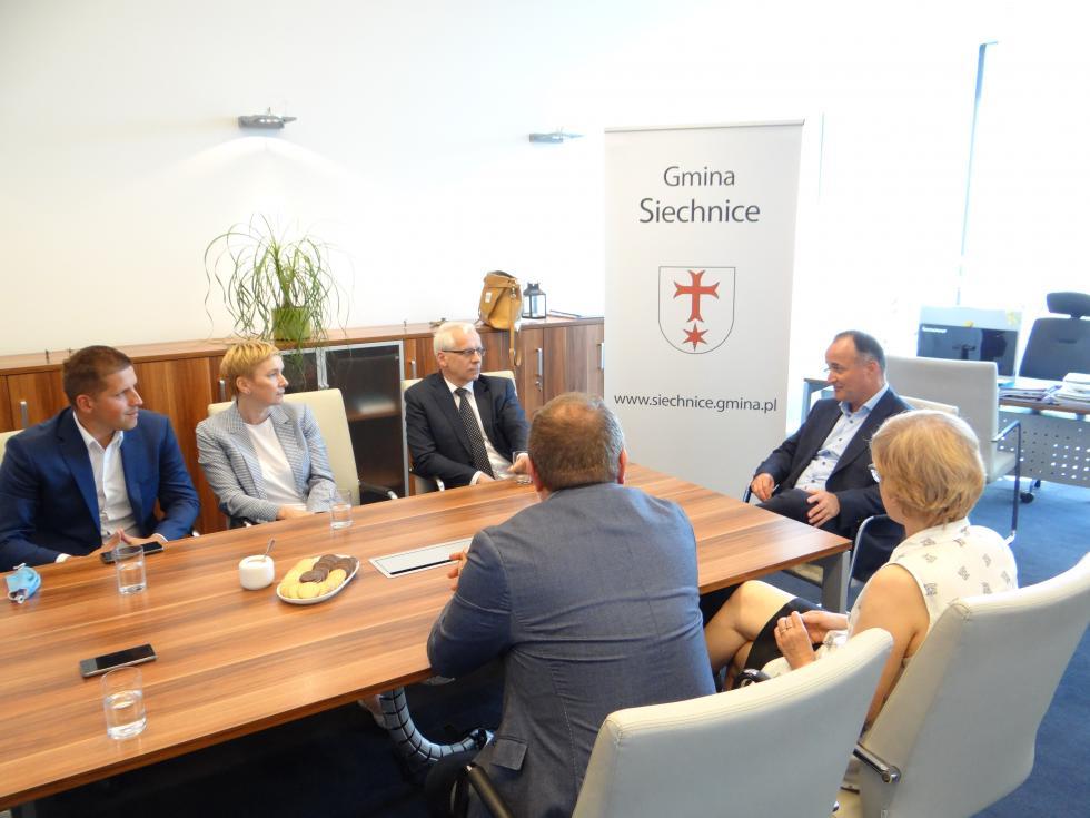 Gmina Siechnice uzyskała dotację wwysokości ponad 4.750.000,00 zł
