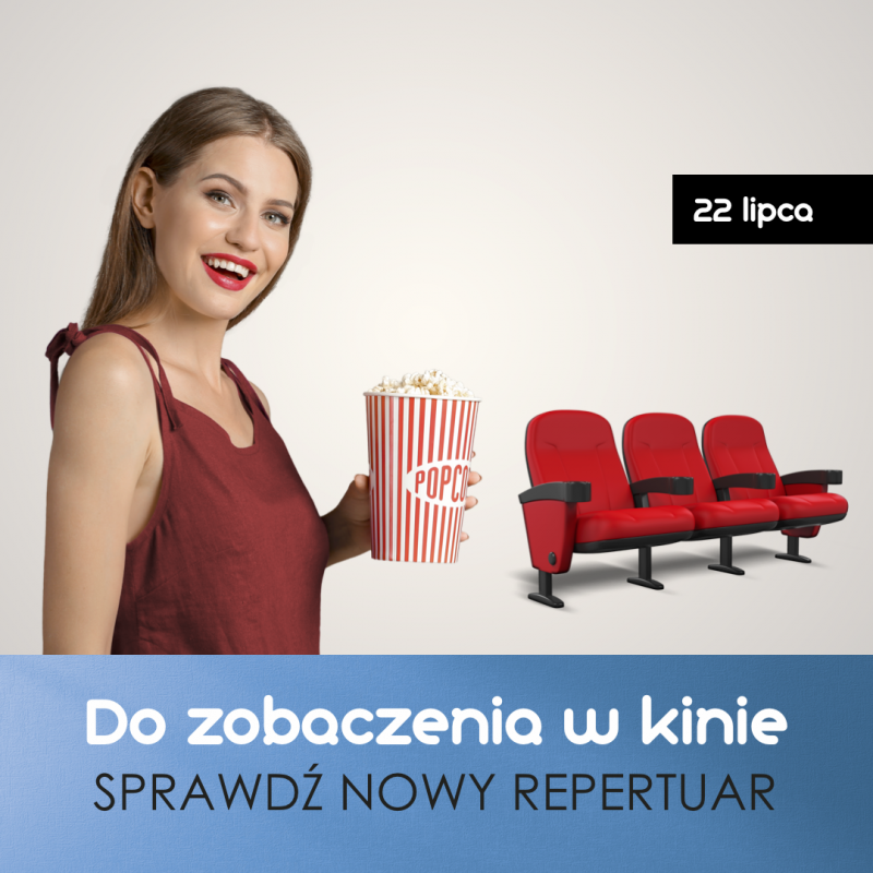 Cinema City w Centrum Korona już otwarte