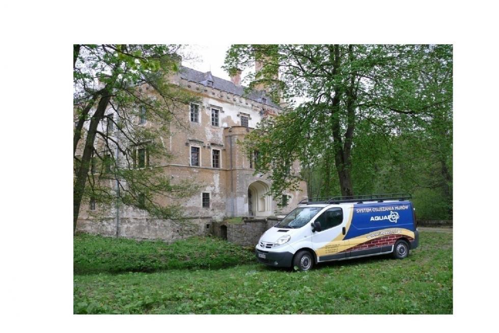 Osuszanie budynków weWrocławiu