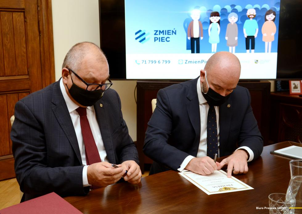 22 miliony złotych dla Wrocławia na modernizację pieców