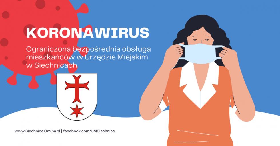 Komunikat Burmistrza Siechnic