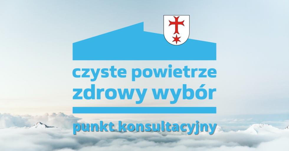 """Punkt konsultacyjny Programu """"Czyste Powietrze"""" otwarty wSiechnicach"""