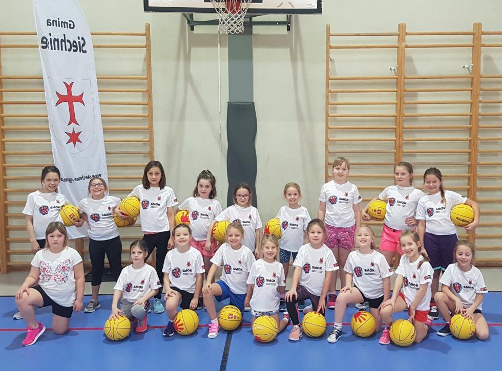 Bezpłatne zajęcia koszykówki dla dzieci