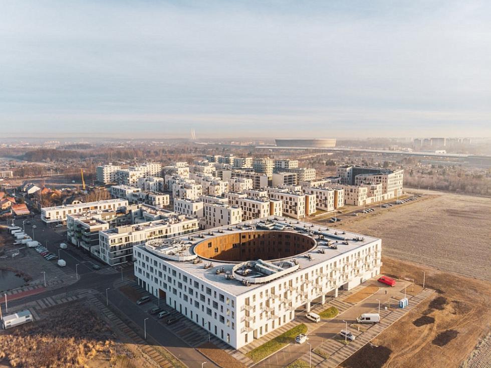 Wrocławski budynek wyróżniony wkonkursie Fasada Roku 2020