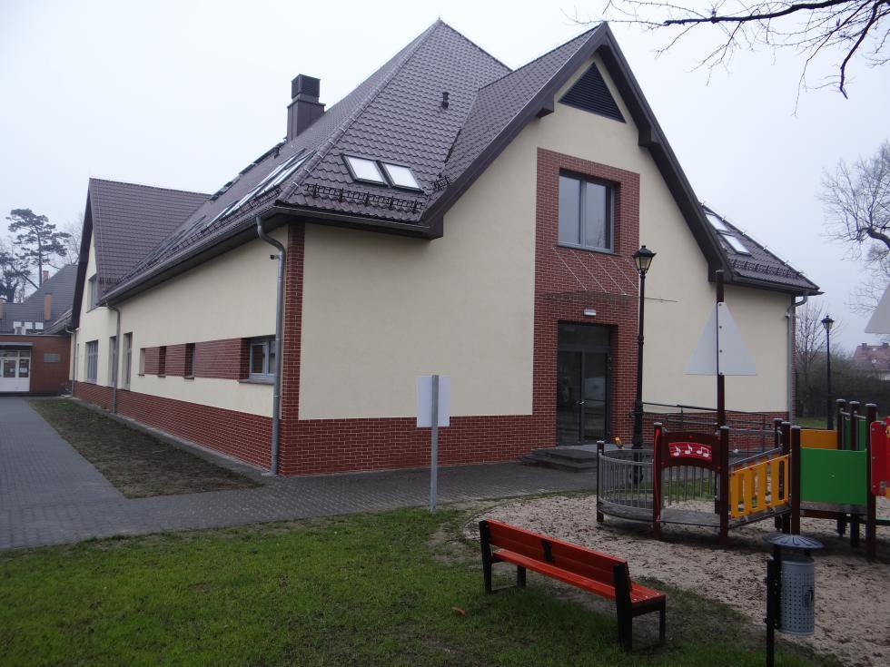 Nowa Szkoła Podstawowa wŚwiętej Katarzynie czeka na powrót uczniów