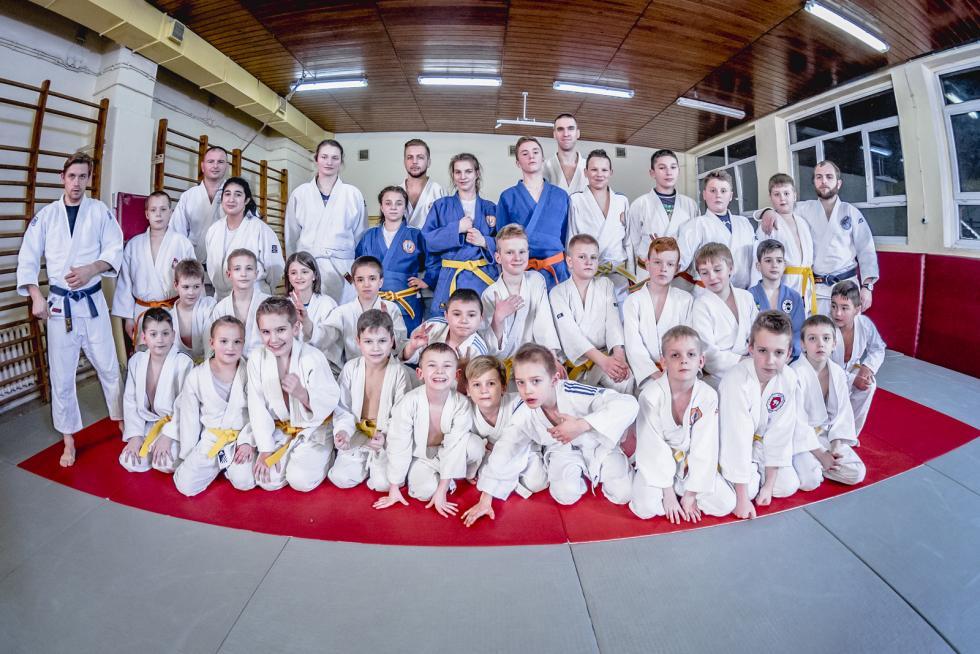 Ferie na sportowo. Wrocławski klub judo prowadzi treningi online