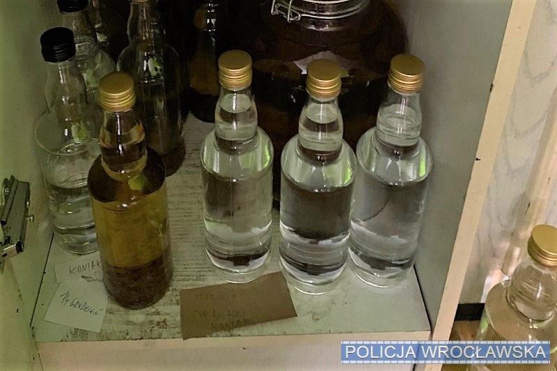 ,,Czysta, rum, dąb, łycha''