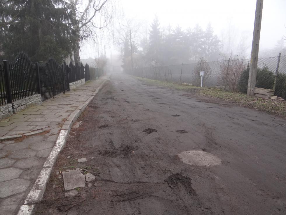 Święta Katarzyna: kolejny etap przebudowy ul. Powstańców Śląskich
