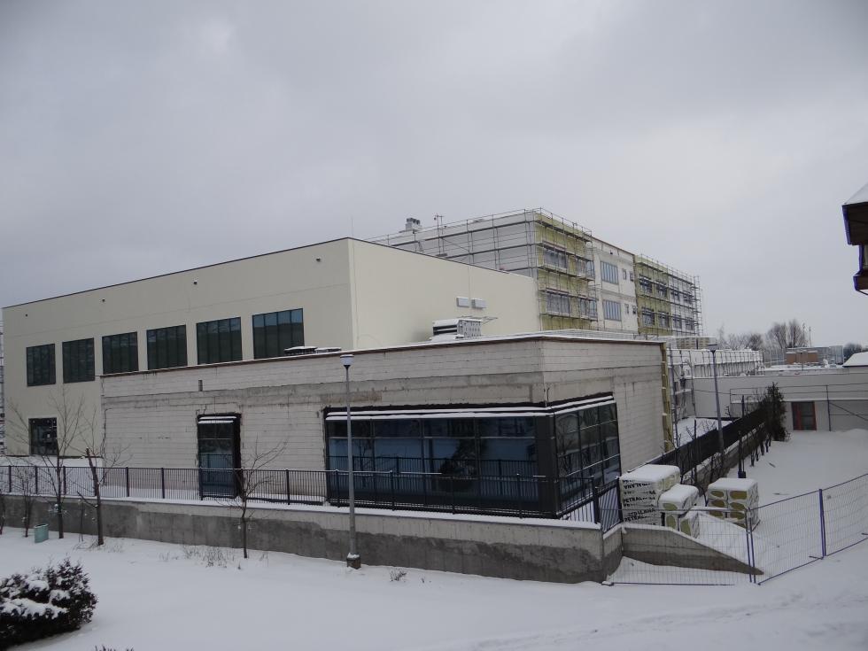 Rozbudowa szkół wgminie Kobierzyce