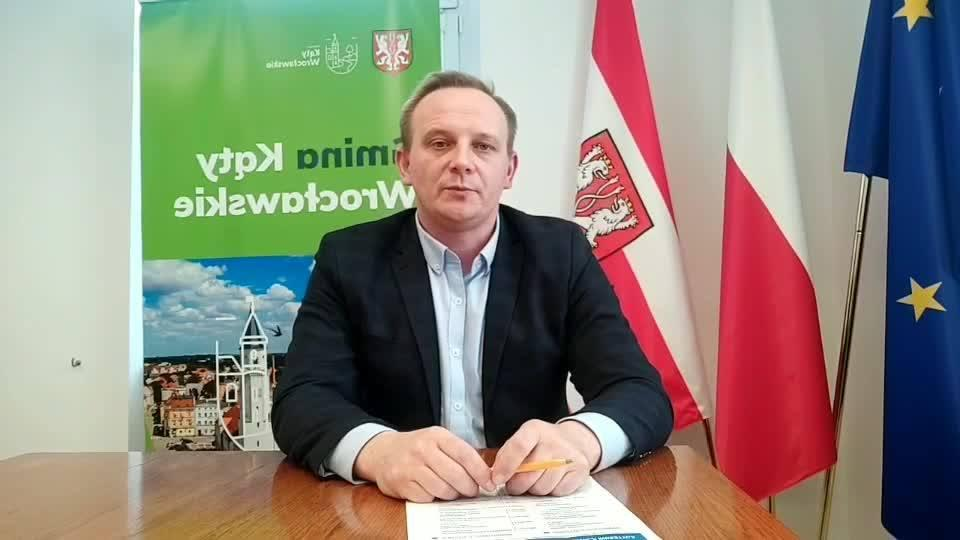 Burmistrz Kątów Wrocławskich odchodzi. Będą nowe wybory