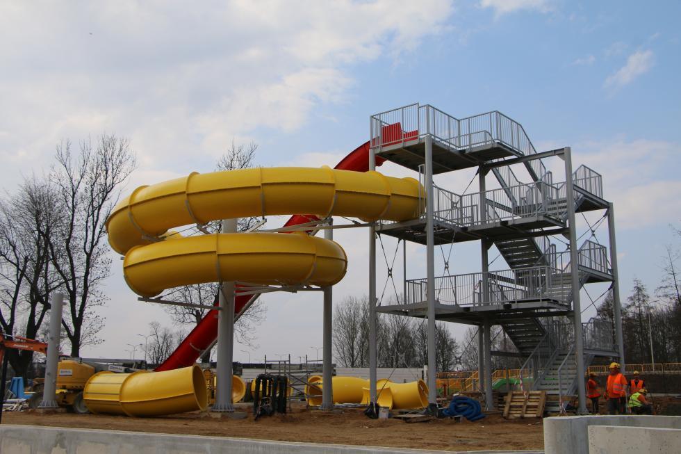 Legnicki Park Wodny AquaFun