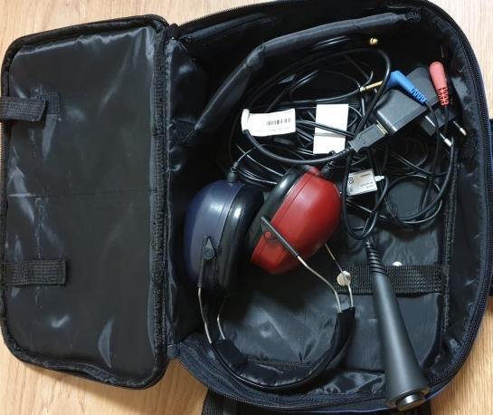Złodziej recydywista ukradł zgabinetu logopedy audiometr ilaptopa
