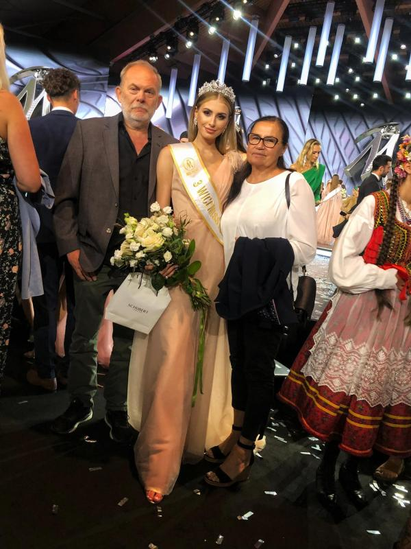 Piękna Dominika Wicemiss Polski!